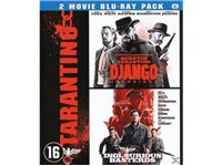 SONY PICTURES Django Unchained + Inglourious Basterds Blu-Ray