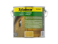 Produit De Protection De Bois Xyladecor 'Chalet' Pin Mate 2,5L d'occasion