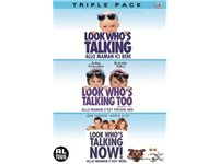 SONY PICTURES Look Who's Talking 1-3 DVD