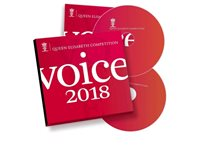 PIAS Queen Elizabeth Competition: Voice 2018 CD
