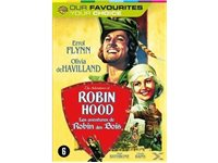 WARNER HOME VIDEO Les Aventures De Robin Des Bois DVD
