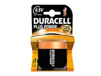 Pile Alcaline Duracell Plus Power '1203 - 3LR12' 4,5 V d'occasion