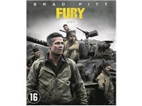 SONY PICTURES Fury Blu-Ray
