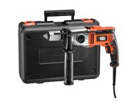 Perceuse À Percussion Black + Decker 'KR8542K-QS' 850W d'occasion