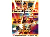 20TH CENTURY FOX Streetdance Collection DVD