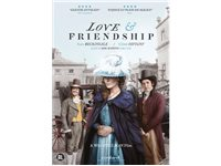 PIAS Love & Friendship DVD