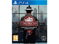 BIGBEN GAMES Constructor HD PS4