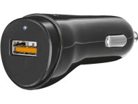 TRUST Chargeur Voiture USB Ultra Fast Charge (21819)