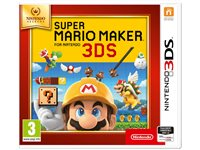 NINTENDO GAMES Super Mario Maker For Nintendo 3DS FR