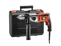 Perceuse À Percussion Black + Decker 'KR911K-QS' 910W
