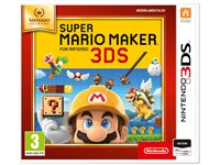 NINTENDO GAMES Super Mario Maker For Nintendo 3DS NL