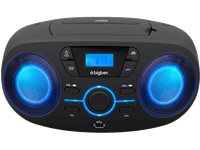 BIGBEN Radio-CD USB NOIR (CD61NUSB)