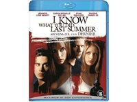 SONY PICTURES I Know What You Did Last Summer Blu-Ray