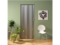 Porte Accordéon Grosfillex 'Spacy' PVC Aluminium 205X84cm d'occasion