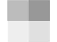Rideau De Douche Spirella 'Zebra' Noir 180X200cm, occasion d'occasion
