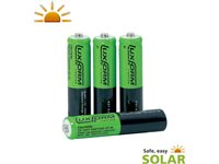 Pile Rechargeable Luxform 'AAA - LR03' 1,2 V - 4 Pcs