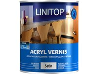 Vernis Bois Linitop 'Acryl' Satin 750Ml d'occasion
