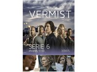 MEDIA ACTION Vermist: Saison 6 - DVD