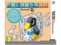 NINTENDO GAMES Picross 3D: Round 2 FR 3DS