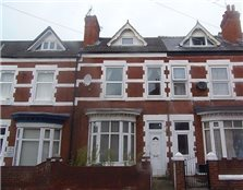 4 bed terraced house to rent Wheatley