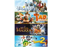 BELGA FILMS Enfant Box DVD