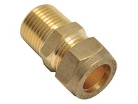 Raccord Sanivesk Droit Laiton 3/8M X 15 Mm, occasion d'occasion