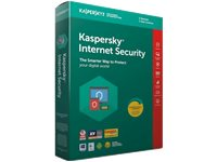 KASPERSKY Internet Security 2018 1 An / 5 Appareils