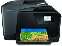 HP Imprimante Multifonction Officejet Pro 8710 (D9L18A#A80)