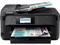 EPSON Imprimante Multifonction Workforce WF-7710DWF (C11CG36413)