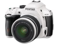 PENTAX Appareil Photo Reflex K-50 + 18-55Mm (10938)