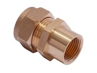 Occasion, Raccord Sanivesk Droit Laiton 3/4V X 15 Mm d'occasion