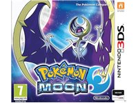 NINTENDO GAMES Pokémon Moon NL 3DS