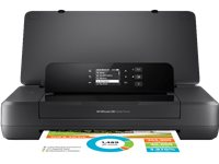 HP Inktjetprinter Officejet 200 Mobile Printer (CZ993A)