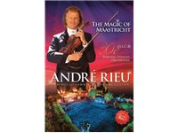 UNIVERSAL MUSIC André Rieu - The Magic Of Maastricht: 30 Years DVD