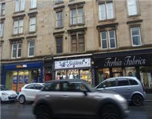 2 bedroom flat Cathcart