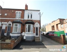 3 bedroom end of terrace house Harborne