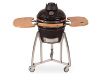 Patton Kamado Grill Medium 16'' Noir