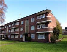 2 bedroom flat Norton