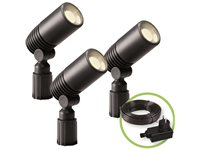 Garden Lights Alder Set 12 V