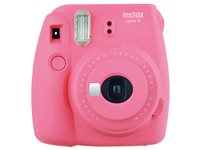 Fuji Instax Mini 9 Flamingo Pink