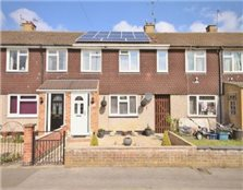 3 bedroom terraced house for sale Oxford