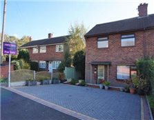 2 bedroom semi-detached house for sale Swadlincote