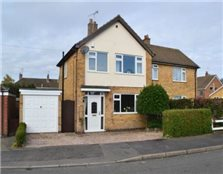 3 bedroom semi-detached house for sale Barlestone