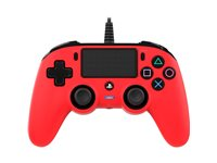 Nacon PS4 Official Manette Filaire Rouge