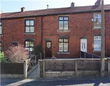 2 bedroom terraced house for sale Bury