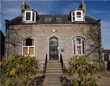 1 bedroom ground floor flat Aberdeen