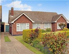 2 bedroom semi-detached bungalow for sale
