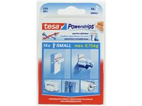 Adhésif Double Face Tesa 'Powerstrips' Small - 14 Pcs