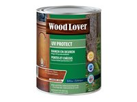 Lasure Wood Lover 'UV Protect' Chêne Antique 2,5L