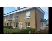 2 bed upper cottage flat to rent. £575 pcm Riddrie